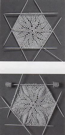 Прямоугольные салфетки связанные крючком их схемы 104