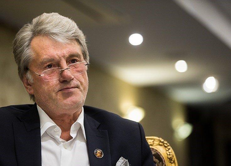 Виктор Ющенко: украинцы выдали власти желтую карточку