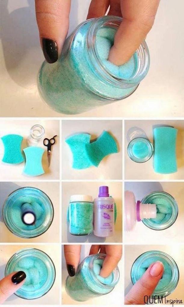 9 лайфхаков с посудной губкой, о которых вы должны знать