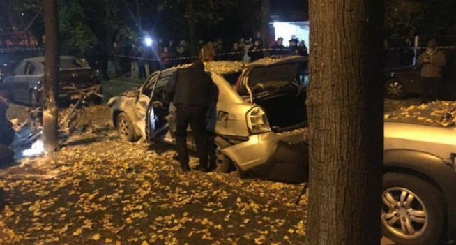 МВД Украины квалифицировало взрыв в центре Киева как теракт