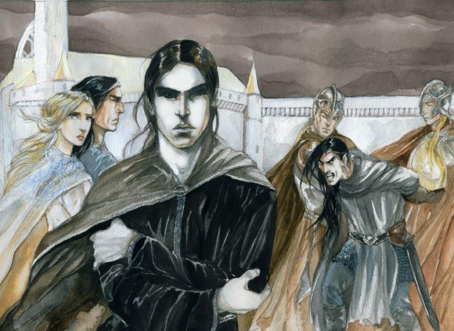 Правда о эльфах и людях Сред…