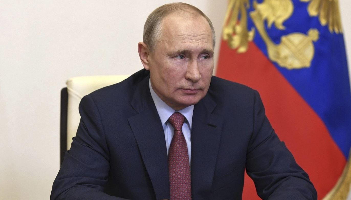 "Диктофон Путина рассорил гениев на Украине: ""А-а-а-а-а! Это шедевр!"""