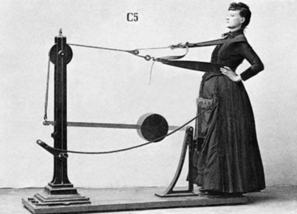432 Как выглядел фитнес начала ХХ века