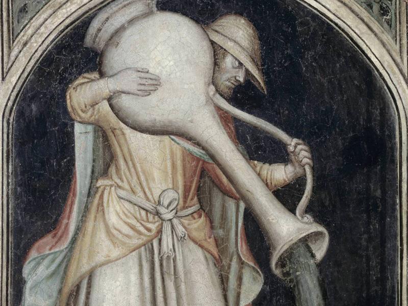 Мерзкая гигиена Средневековья