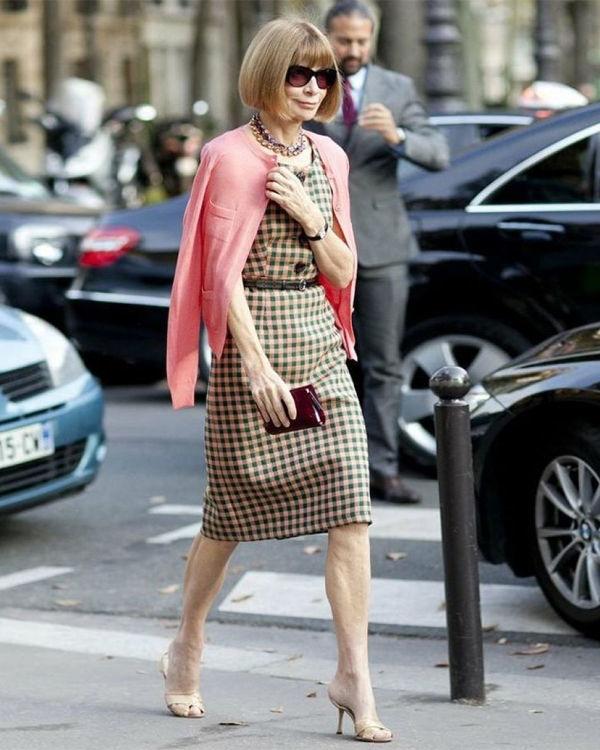 Так выглядят профи – 7 деловых образов для женщин зрелого возраста