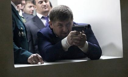 Кадыров спустя 11 месяцев бл…