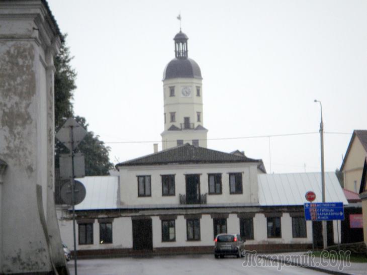 Беларусь – добрые воспоминания о прошлом. Часть 6. Несвижский замок