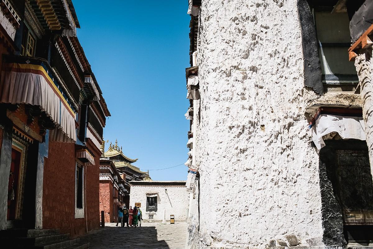 shigadze14 В поисках волшебства: Шигадзе, резиденция Панчен ламы и китайский рынок
