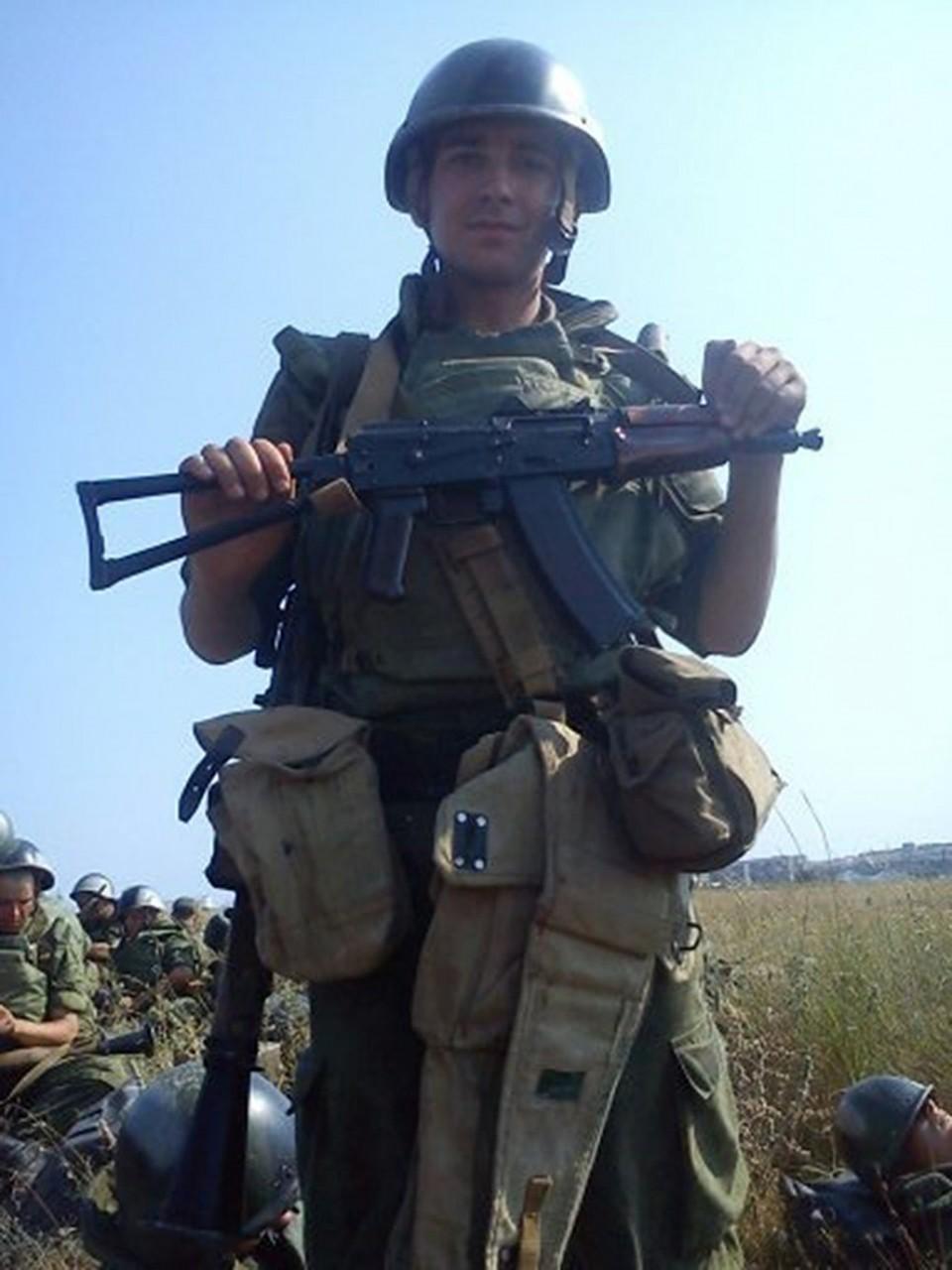 Француз рассказал чему его научила служба в российской армии
