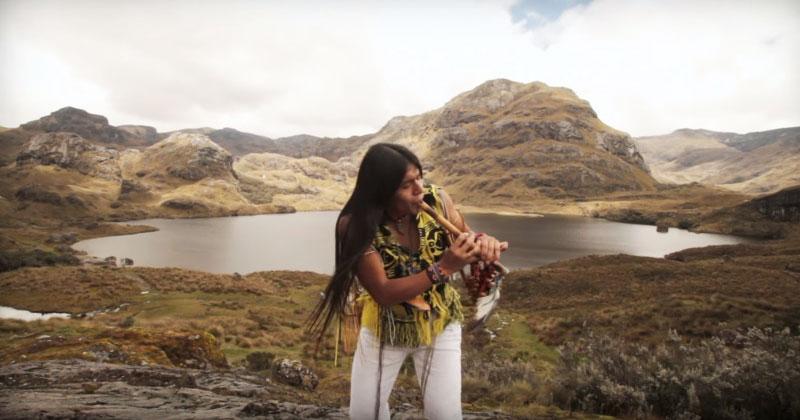«El Condor Pasa» — знакомая мелодия из далекого прошлого. Послушайте ее в новом исполнении!