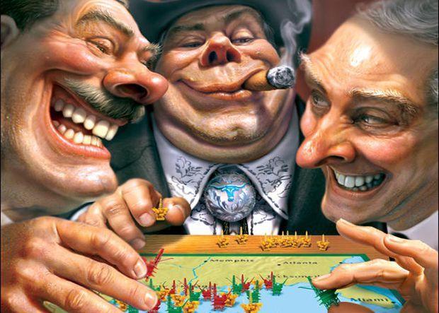 Die Welt: Украинским олигархам не до кризиса – у них своя война