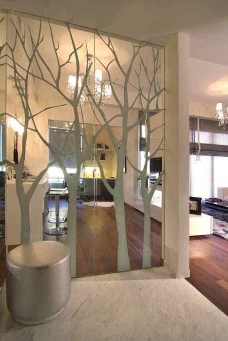 Правильно подобранные перегородки сделают комнату удобной, яркой и модной.