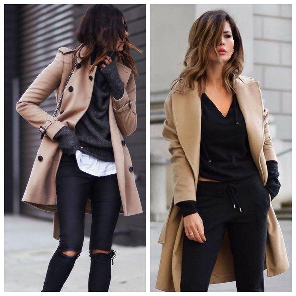 Готовимся к осенним холодам: модная верхняя одежда