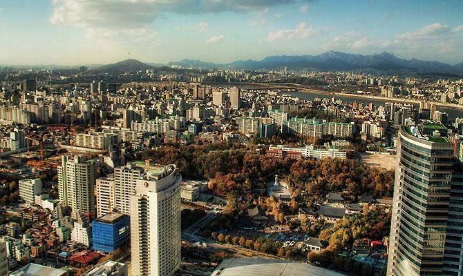 Сеул, Самый большой город в мире