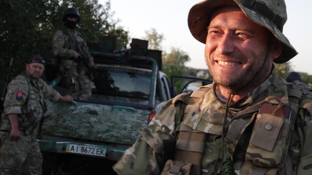 «Нужна лишь политическая воля»: Ярош рассказал про операцию по освобождению Донбасса