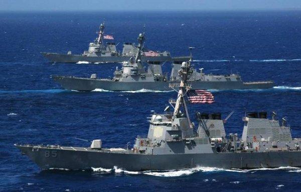 Американские моряки рассказали правду о ВМС: «Нас всех убьют»