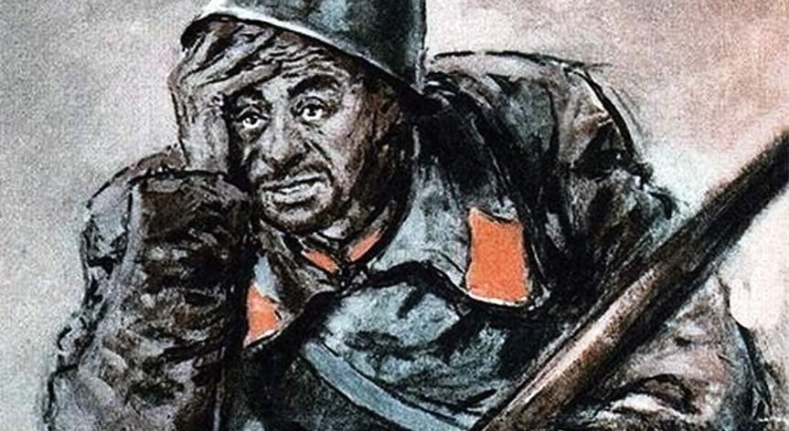 «Рус, сдавайся!» Немецкая пропаганда на фронте