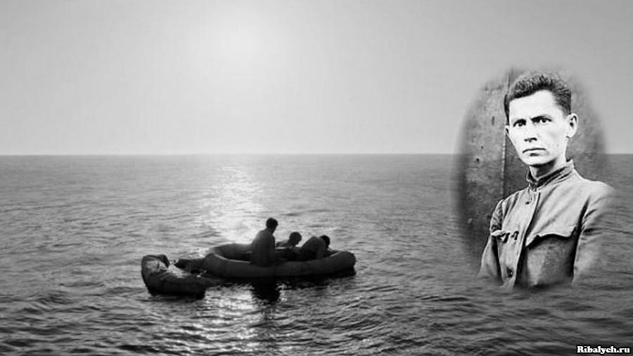 Чтобы помнили : 37 дней выживания Павла Ересько в Черном море