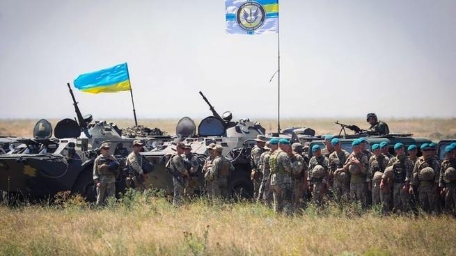 Украинские силовики «освободили» поселок в Луганской области