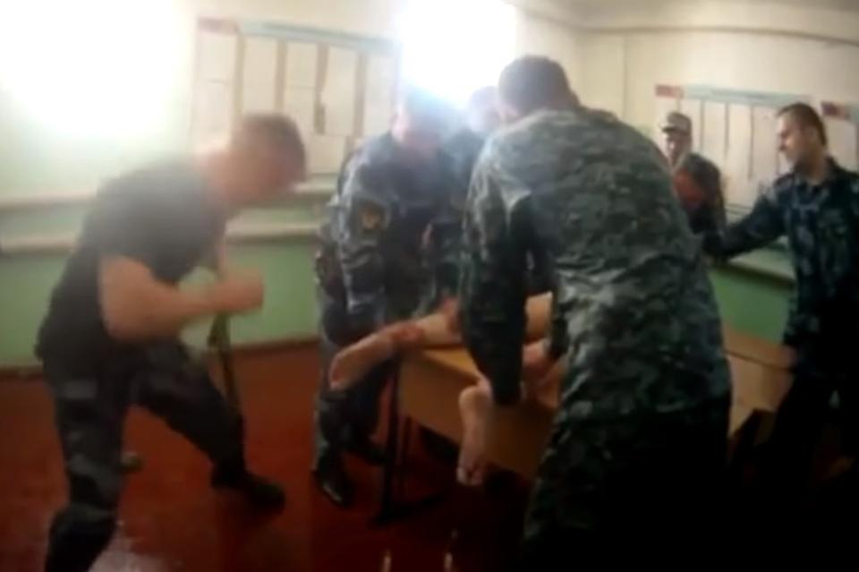 Видео с пытками стало причин…