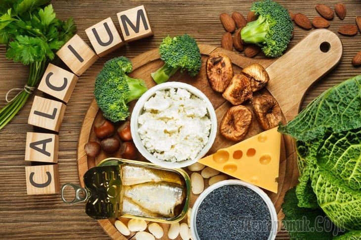 Молоко повышает риск переломов или 10 продуктов для крепких костей