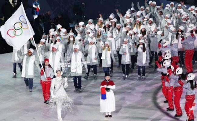 WADA снова в игре: на ОИ-201…