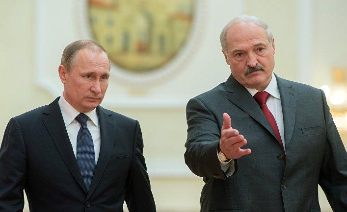 Конец белорусской «многовекторности»?