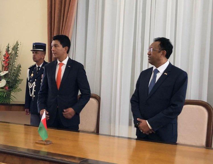 Корендясов об инаугурации Раджоэлины: тренд на налаживание отношений РФ и Мадагаскара сохранится