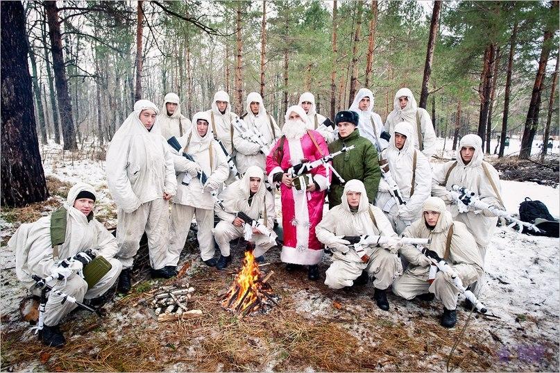 Дед Мороз..это не какой-то там Санта Мыкола