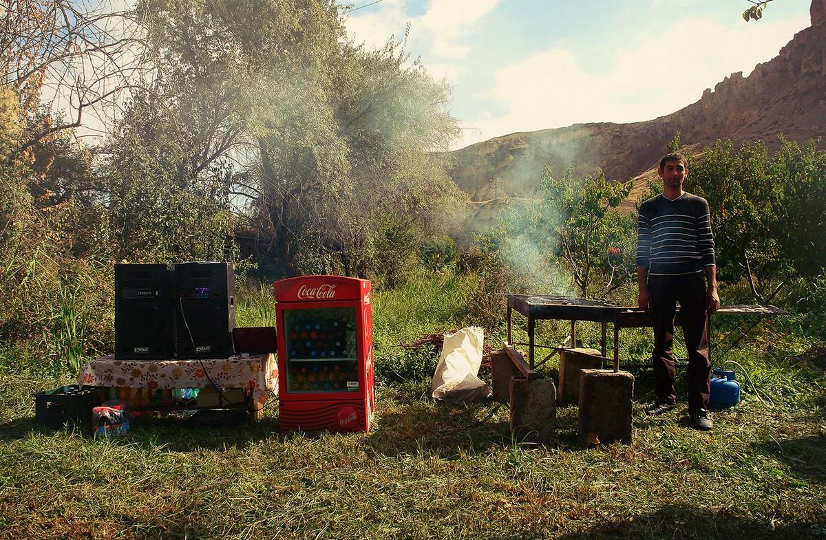 Areni10 Фестиваль вина в армянском Арени