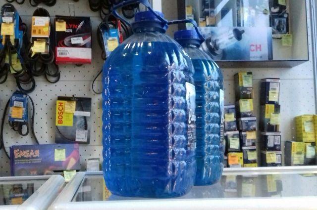 Как выбрать незамерзающую жидкость?