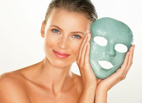 Какая глина для какой кожи лица подходит!