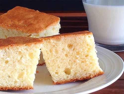 Бисквит рецепт на сметане рецепт с фото пошагово