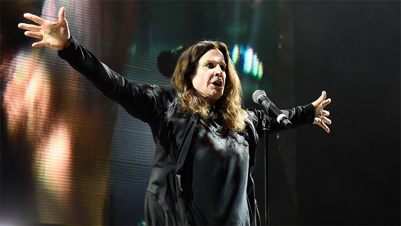 ЗАРУБЕЖКА. Ozzy Osbourne