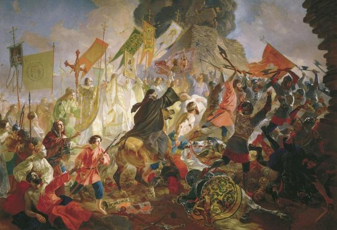 5 великих сражений в русской истории, которые несправедливо забыли