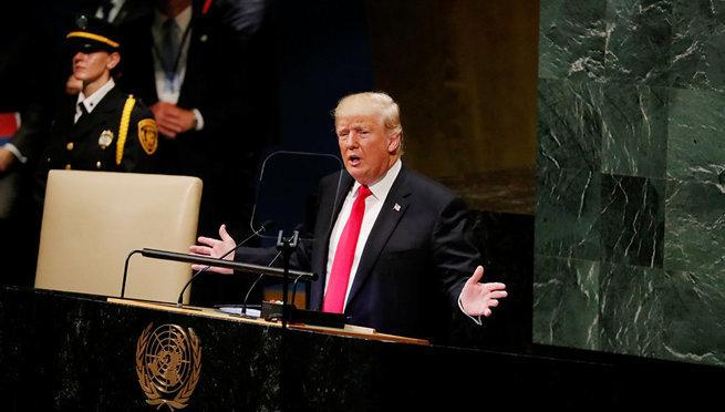 Новые реалии глобальной политики: Трампа подняли на смех в ООН