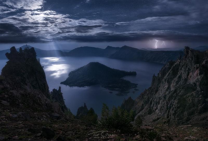 7. молния, природа