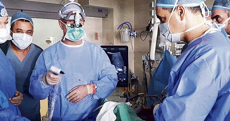 Израильские врачи побороли рак вымораживанием. Впервые проведена уникальная операция с успешным результатом!