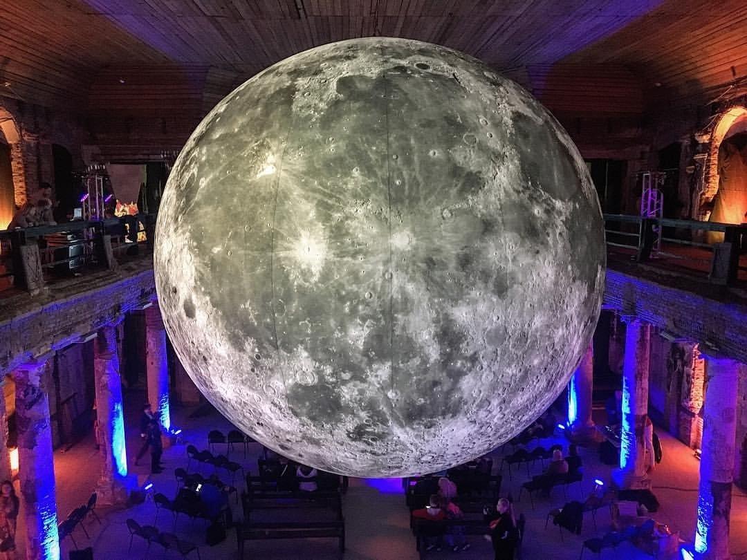 Петербургские ученые создали лазер, который позволит измерить расстояние до Луны