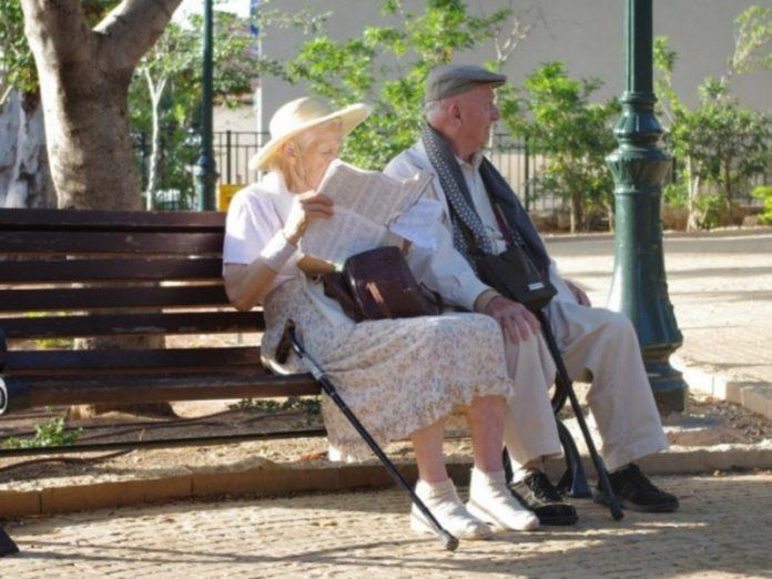У пожилой пары были проблемы…