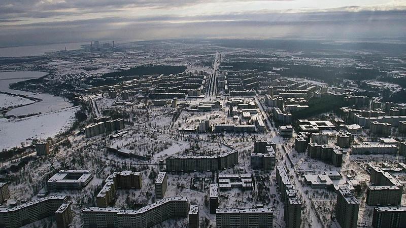 Мертвая зона: Чернобыль Алькатрас, Тюрьма, Чернобыль, москва, призрак, экскурсии