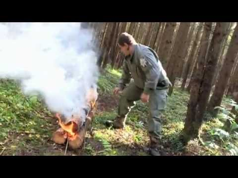 Выживание - Охотничий костер