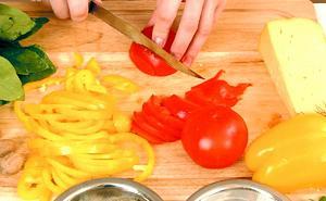 Рецепт приготовления лазаньи с овощами