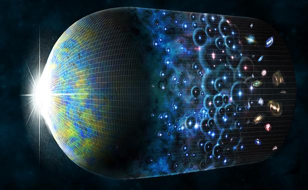 Невероятная теория: темная материя частично заряжена