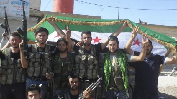 Бойцы Сирийской свободной армии перешли насторону войск Асада