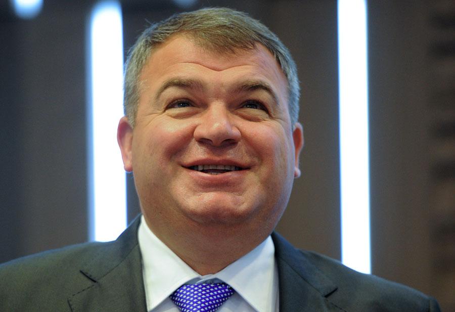 Новый член бюро: Анатолий Сердюков занял еще один пост