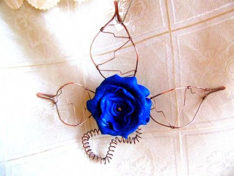 Роза в меди-3   (Дизайн от Ирины)