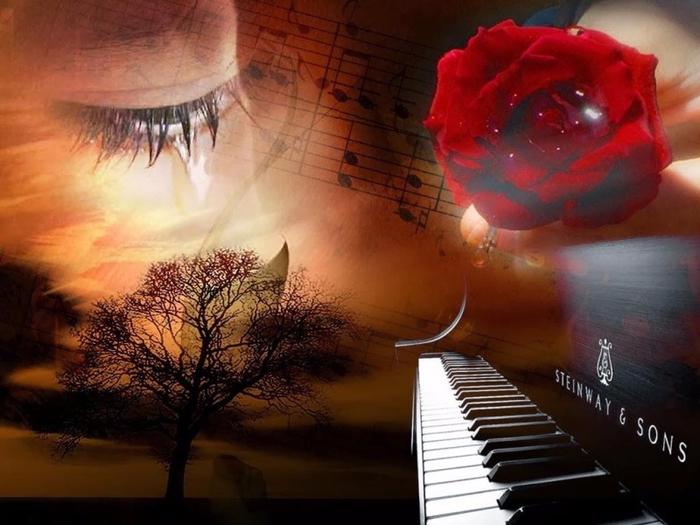 """МУЗЫКАЛЬНЫЕ ШЕДЕВРЫ. Фортепианные """"слезы"""""""