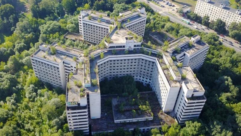 Самое страшное здание Москвы снесут в этом году