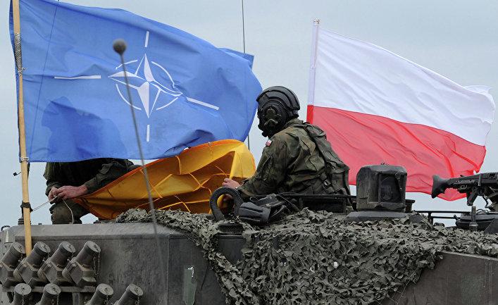 Историческая трагедия Польши…